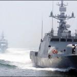 Перестрелка произошла между кораблями КНДР и Южной Кореи в Желтом море