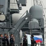 Отряд боевых кораблей Тихоокеанского флота прибыл в южнокорейский Пусан