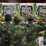 Министр обороны Южной Кореи извинился за потери на флоте