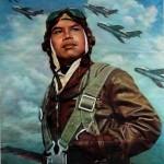 Ли Си Цин – герой советского фольклора со времен войны в Корее.