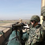 Южнокорейские солдаты и гражданский персонал в Афганистане