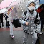 Радиоактивные частицы с аварийной АЭС могут достичь южных районов Кореи