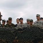 Численность американских войск в Южной Корее останется на нынешнем уровне