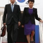Лидер Южной Кореи завершил своё европейское турне