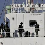 Суд над сомалийскими пиратами начнется 23 мая