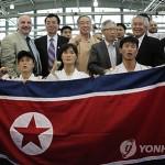 Нью-Йорк познакомился с северокорейским стилем тхэквондо