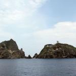 Японо-корейский территориальный спор из-за островов Токто обостряется