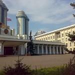 Прием в посольстве КНДР в Москве по случаю 10-летия визита Ким Чен Ира