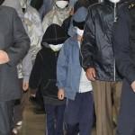 Группа из девяти северокорейских перебежчиков прибыла в Сеул