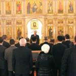 В Пхеньяне прошла православная панихида по Ким Чен Иру