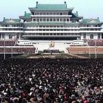 По случаю 100 дней после кончины Ким Чен Ира народ КНДР почтил его память