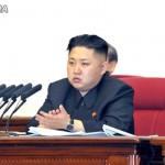 Ким Чен Ын назначен председателем Государственного комитета обороны КНДР