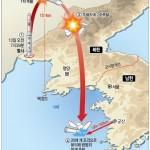 Южная Корея подтвердила, что запуск ракеты КНДР завершился неудачей