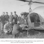 """Вертолёт H-13 Sioux, """"ангел милосердия"""" Корейской войны"""