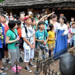 Международный детский лагерь в КНДР