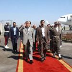 Официальный глава Северной Кореи прибыл с визитом в Тегеран