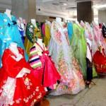В Пхеньяне открылась национальная выставка корейской одежды