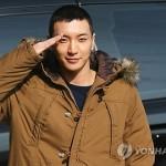 К-поп исполнители пошли в армию