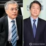 Мун Чжэ Ин и Ан Чхоль Су приступили к переговорам о выдвижении кандидата