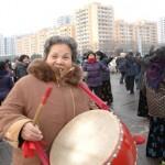 В столице КНДР празднуют успешный запуск ракеты