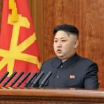 Ким Чен Ын обратился к народу с новогодним обращением