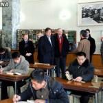 Представители США почтили в Пхеньяне память покойных северокорейских руководителей