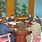 """Ким Чен Ын подтвердил намерение КНДР предпринять мощные физические контрмеры, """"чтобы отстоять достоинство нации"""""""