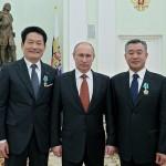 Спецпосланник президента Южной Кореи планирует обсудить с Путиным визит Мун Чжэ Ина в РФ