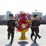 КНДР отмечает День солнца – день рождения основателя республики Ким Ир Сена
