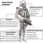 """Южная Корея – солдаты будущего в стиле """"HALO"""""""