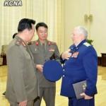 Российские ветераны Корейской войны получили северокорейские ордена к юбилею
