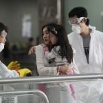 В Республике Корея число зараженных коронавирусом достигло 23