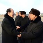 Губернатор встретился с Председателем Президиума Верховного Народного Собрания КНДР