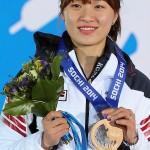 На зимней Олимпиаде в Сочи у южнокорейской сборной бронзовая медаль в шорт-треке