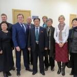 Делегация Северной Кореи в гостях у Отделения Востоковедения Высшей школы экономики