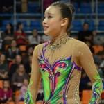 Гимнастка Сон Ён Чжэ стала серебряной медалисткой Кубка мира в Штутгарте