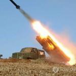 Северная Корея за сутки запустила семь ракет малой дальности