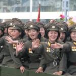 В КНДР отмечают День создания Корейской народной армии