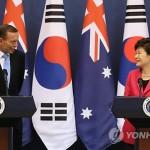 В Сеуле состоялся южнокорейско-австралийский саммит
