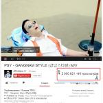 Клип PSY стал первым в истории YouTube, набравшим 2 млрд просмотров