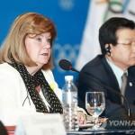 Гунилла Линдберг высоко оценила подготовку к зимним Олимпийским играм-2018 в Пхёнчхане