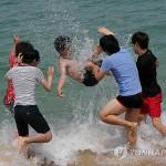 В провинции Кёнсандо объявлен повышенный уровень опасности жары