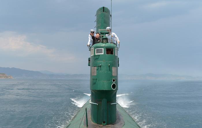 как форточка на подводной лодке