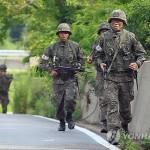 Южнокорейские военные окружили застрелившего пятерых сослуживцев сержанта