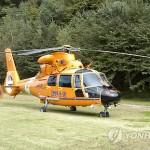 Жертвами крушения вертолета в Южной Корее стали пять человек