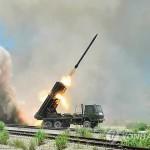 КНДР запустила четыре ракеты малой дальности