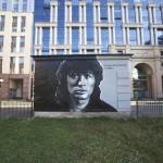 Полтавченко дал указание не закрашивать портрет Виктора Цоя в центре Петербурга