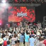 Рок-фестиваль PENTAPORT-2014 посетило рекордное число зрителей