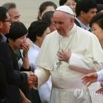 Папа римский провел в Сеуле мессу, посвященную проблеме мира между Югом и Севером
