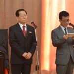 Посол КНДР: в Пхеньяне уверены, что народ РФ будет успешно противостоять давлению извне